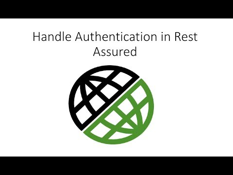 How To Handle Authentication In RestAssured