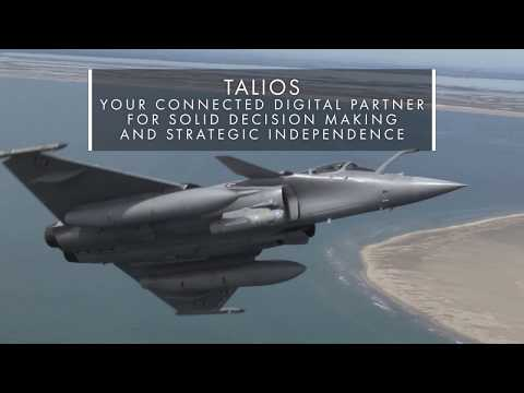 TALIOS , The new generation omnirole pod, ready to fight - Thales