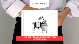 Market Forge Industries FTM60L Kettle Mixer