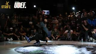 Fleau vs Kleju | Freestyle Session 2015 x UDEFtour.org | Top 8 | Strife