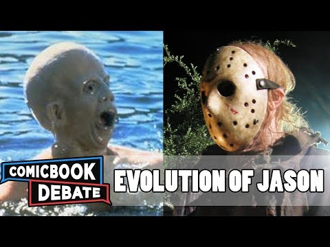Evolution of Jason Voorhees in Movies in 6 Minutes 2017