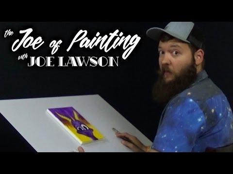 Spyro the Dragon   The Joe of Painting Episode 10 (Season Finale)