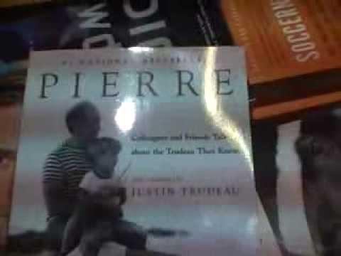 Barbra Streisand writes about Pierre Trudeau