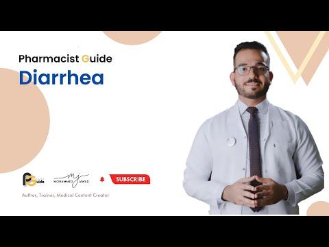 pharmacist guide (21) - Diarrhea