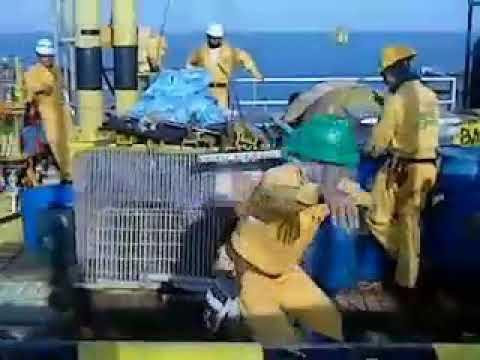 offshore activity