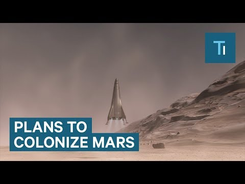 Lockheed Martin reveals its plan to send humans to Mars
