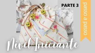 Saquinho de Orinuno Parte 3 – By Fê Atelier