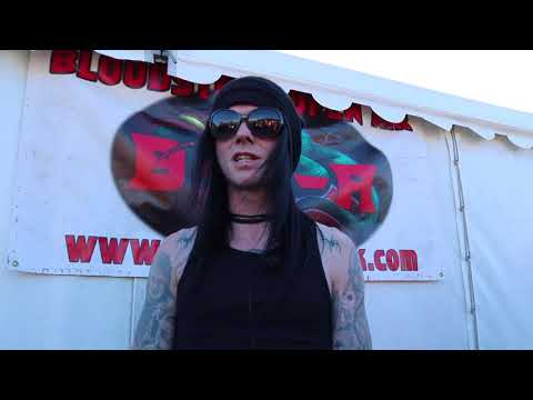 Wednesday 13 on this year's Halloween shows and writing new material  (OFFICIAL INTERVIEW)