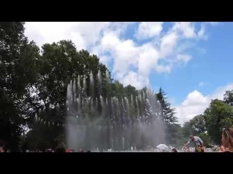 Margaret Island Music Fountain-Vivaldi Spring
