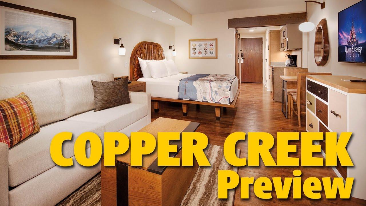 Copper Creek Villas Amp Cabins Preview Wilderness Lodge