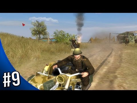Men of War Red Tide Walkthrough - Odessa Must Be Ours - Never Again 1/4 |