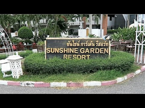 PATTAYA HOTEL REVIEW, SUNSHINE GARDEN RESORT NAKLUA ! Vlog 230