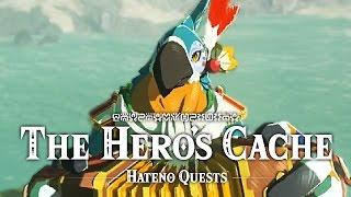 The Hero's Cache - Hateno Side Quest - The Legend of Zelda: Breath of the Wild