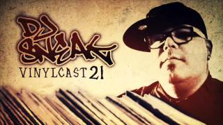 DJ Sneak - Vinylcast Episode - 21