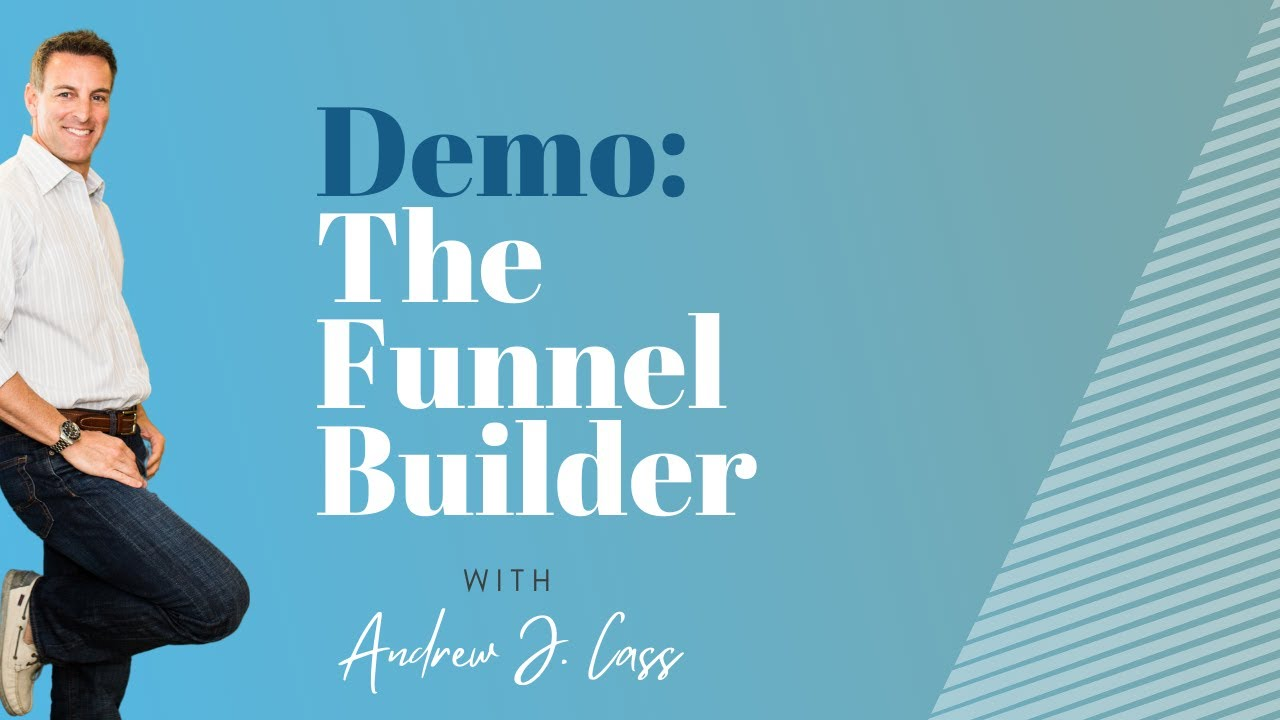 Demo: The Funnel Builder