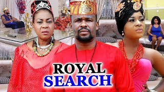 ROYAL SEARCH SEASON 34 Zubby MichaelDestiny Etiko 2019 LATEST NIGERIAN NOLLYWOOD MOVIE