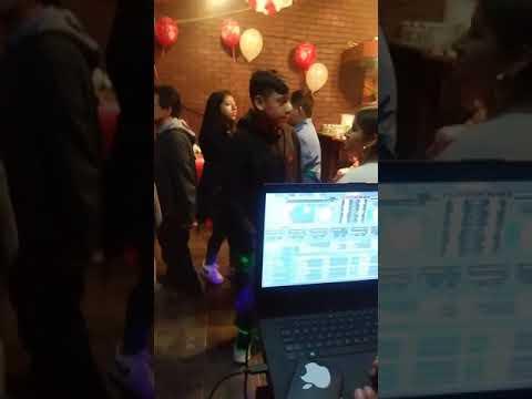 chicha mix party