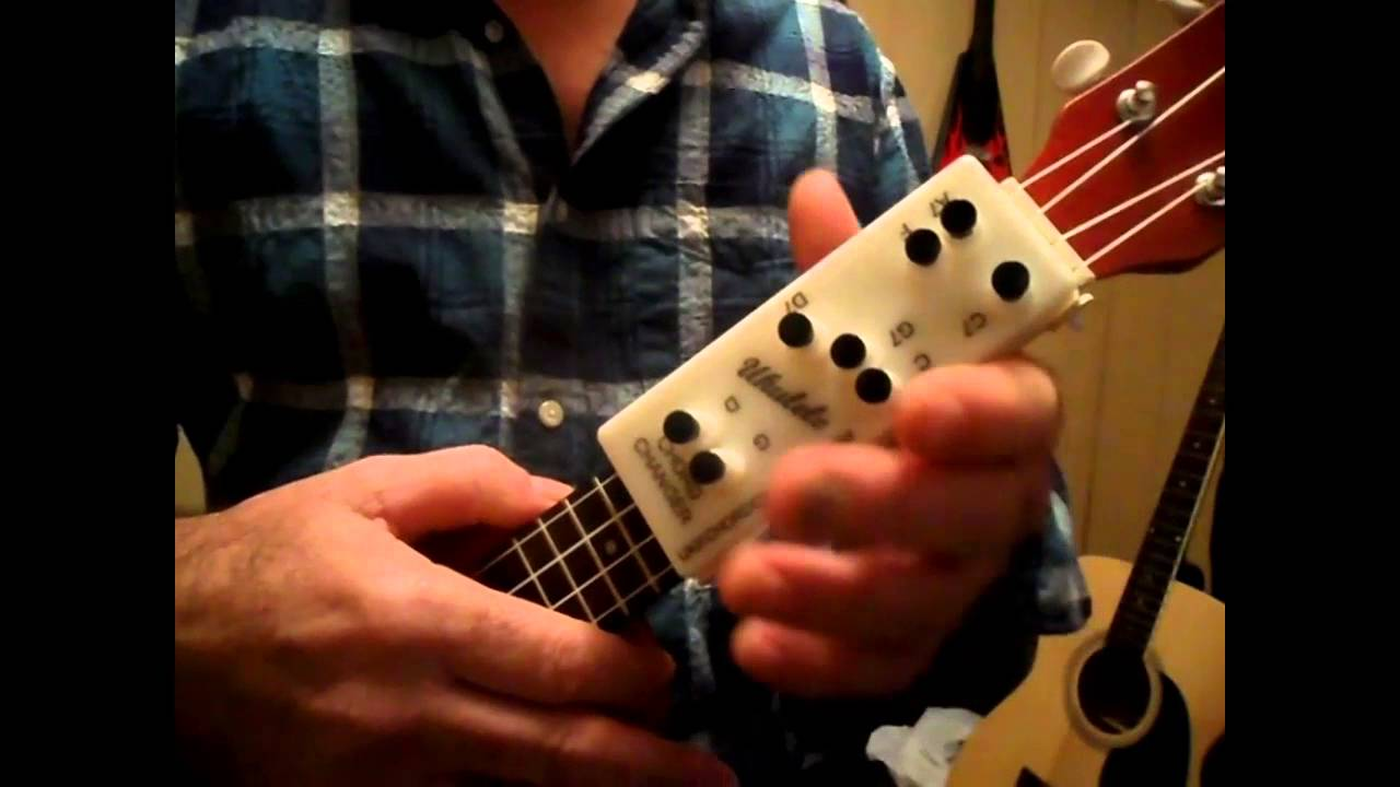 Ukulele Chord Changer Give Me That Old Time Religon Youtube