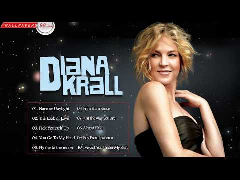 Diana Krall Greatest Hits - The Best Of  Diana Krall