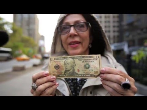 The $10 Question  - New York City & Homeless