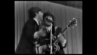 The Beatles - Live Palais de Sports 1965 [9 P.M. performance REMASTER] (Paris, France HD 720p)