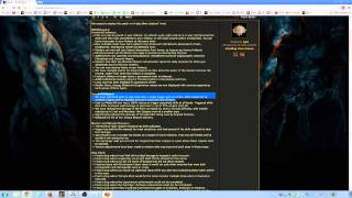 First Look Review of Path of Exile 1.2.2 Patch Notes