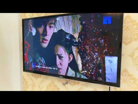 DVB-T2 Digital terrestrial television Hanoi Vietnam indoor reception
