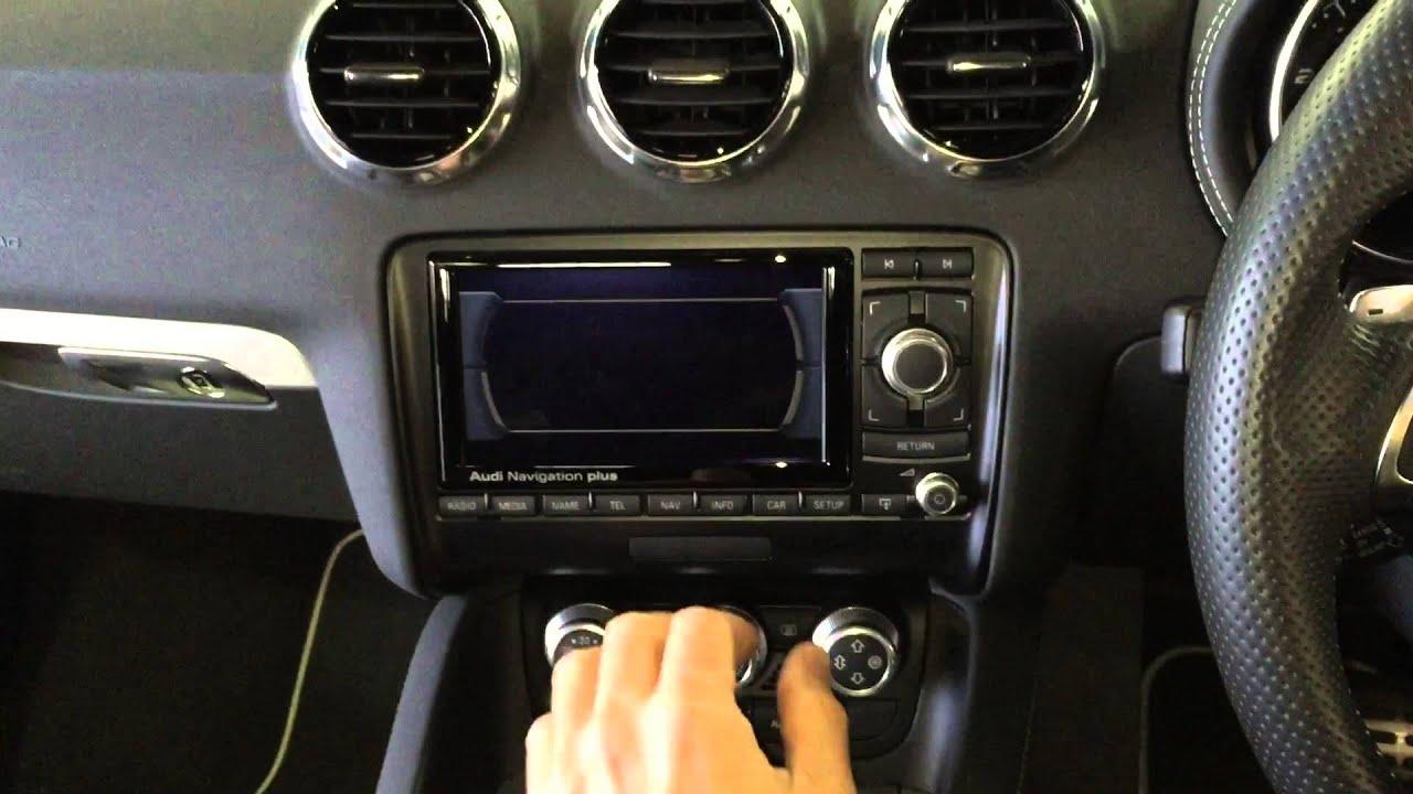2014 audi tt 8j audi music interface ami retrofit youtube rh youtube com Audi Q7 Audi TT Coupe