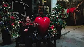 Deck the Halls - Helena Violin