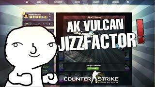 CS:GO AK Vulcan opening - jizzfactor!