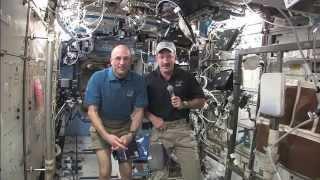 Inside the ISS - The Espresso Machine Broke