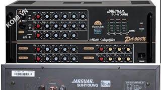 Amply JARGUAR-506N/ KOMI/ Cách chỉnh đơn giản rễ hiểu/ Giá rẻ bất ngờ