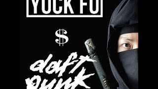 Yuck Fu & Daft Punk  - Ninjas Everywhere