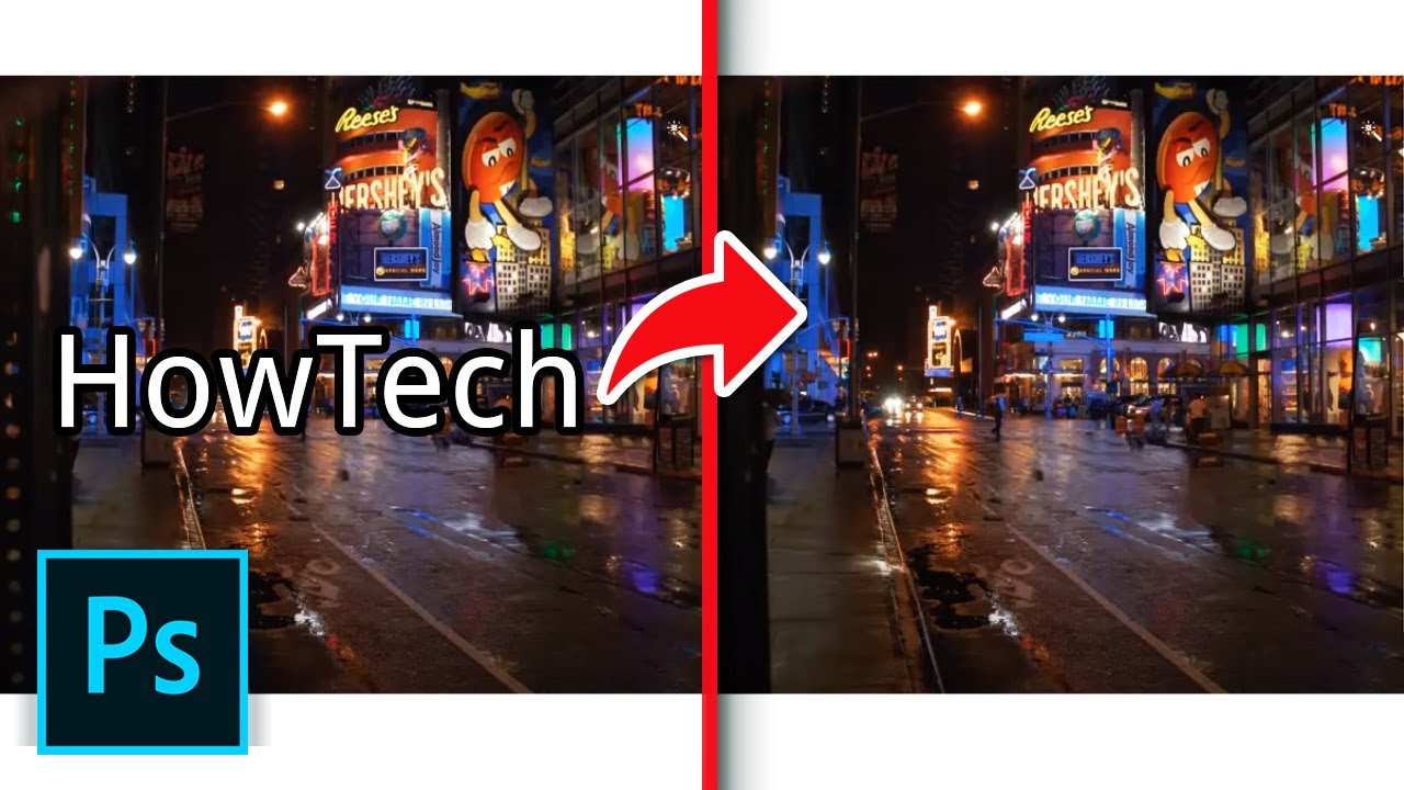 How to Remove Text from a Photo in Photoshop