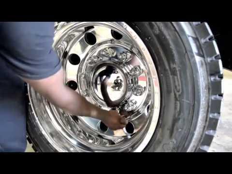American Force Wheels, Installation Video Black Ford f350 ...