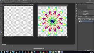 Рисуем цветочки с плагином Genicap