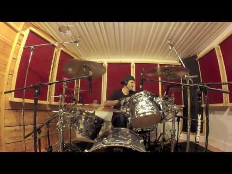 Megadeth Holy Wars Live Drum Cover