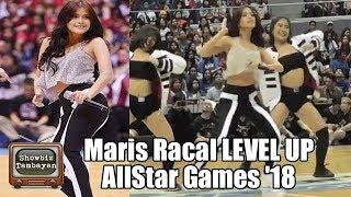 Maris Racal LEVEL UP Dance Challenge - ALL Star Games 2018