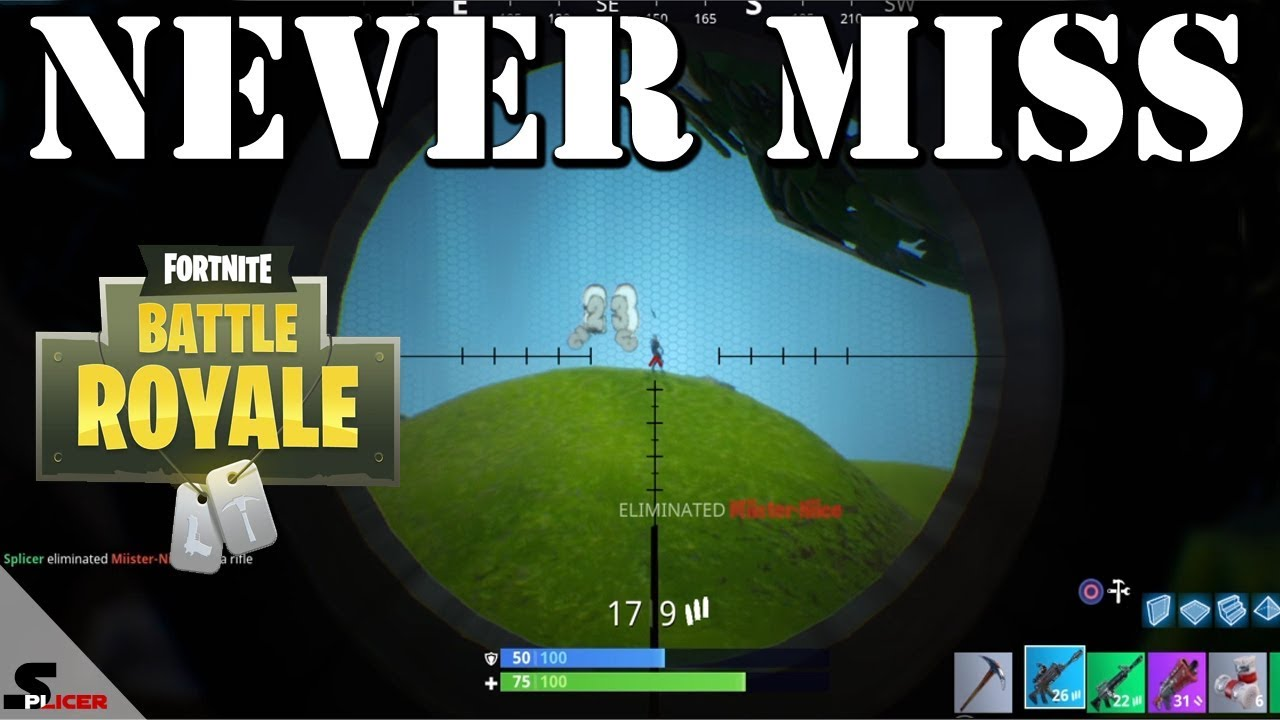 how to turn on auto aim in fortnite