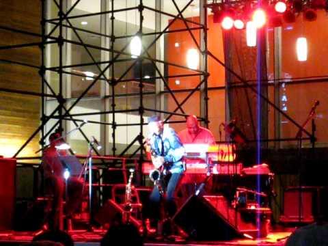 Aaron Neville Quintet featuring Charles Neville