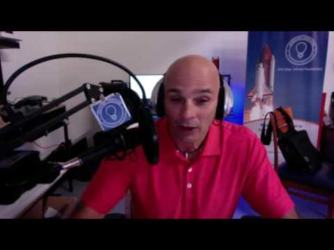 Bob Turel DTM - The Presentations Coach - guest on Inventors Launchpad Podcast