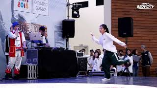 Raon vs Yona [1on1 B-Girl Battle 02/06 | Group A Top16] ► TAIPEI BBOY CITY ◄ 2017