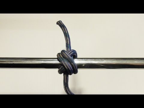 Learn How To Tie A Double Constrictor Knot - WhyKnot
