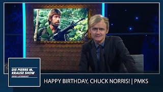 Chuck Norris wird 80!