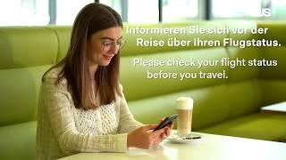 Vom Düsseldorfer Airport unbesorgt in den Urlaub starten