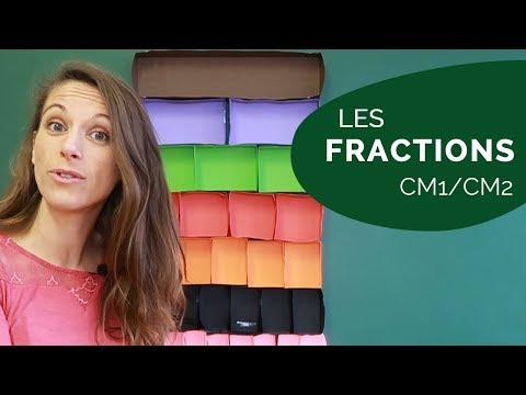 APPRENTISSAGE DES FRACTIONS EN CLASSE DE CM1/CM2 [VLOG 29]
