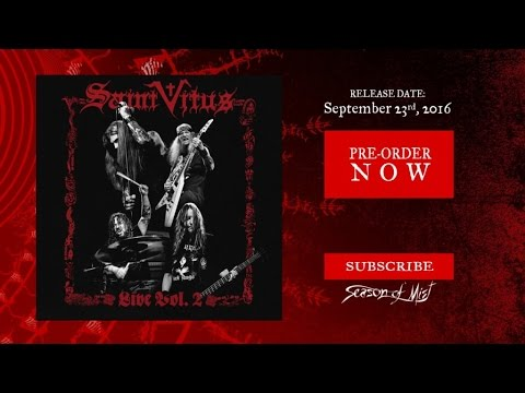 Saint Vitus - War Is Our Destiny (Official Premiere)