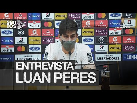 LUAN PERES | ENTREVISTA (01/12/20)