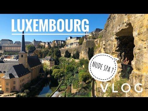 £20 Flight TO LUXEMBOURG Vlog !! | September 2018