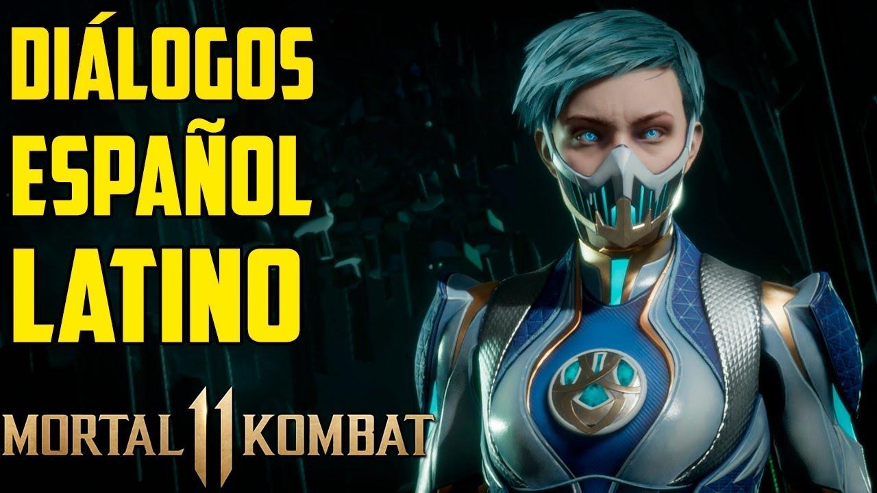 Mortal Kombat 11 | Español Latino | Todos los Diálogos | Frost | Xbox One |